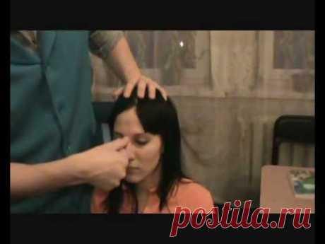 El masaje chino-punteado
