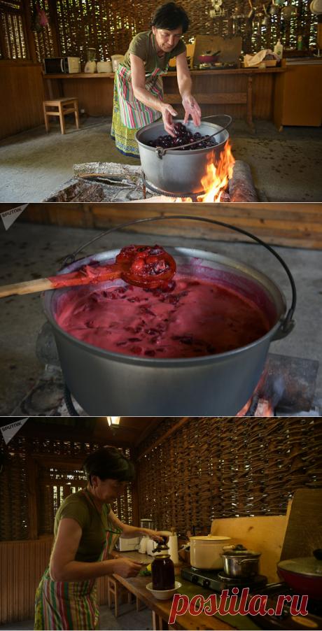 """Острый и кислый: """"бархатный"""" соус от Сулико"""