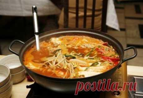 Суп-лапша: 5 необычных вариантов / Простые рецепты