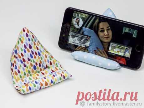 Мастер-класс смотреть онлайн: Подставка для телефона своими руками! | Журнал Ярмарки Мастеров