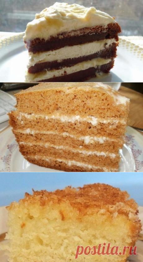 Топ-5 очень вкусных тортов в мультиварке - У нас так