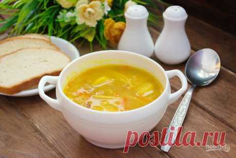 Hot soups - 50 gold recipes! on Повар.ру