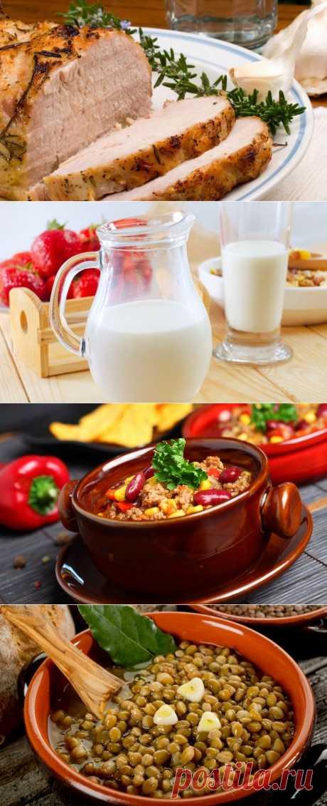 Рейтинг лучших белковых продуктов для похудения | Слайдшоу | ВитаПортал - Здоровье и Медицина