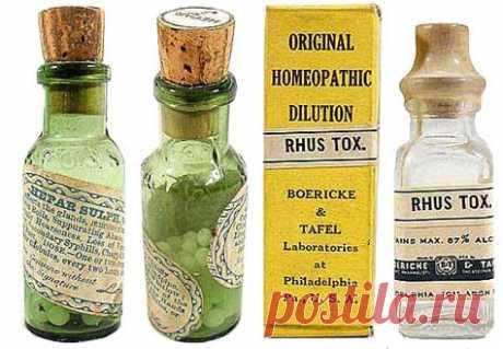 Гомеопатические средства при простуде, насморке, кашле, гриппе