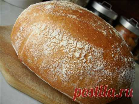 Хлеб без замеса. - lunetta_mama — LiveJournal