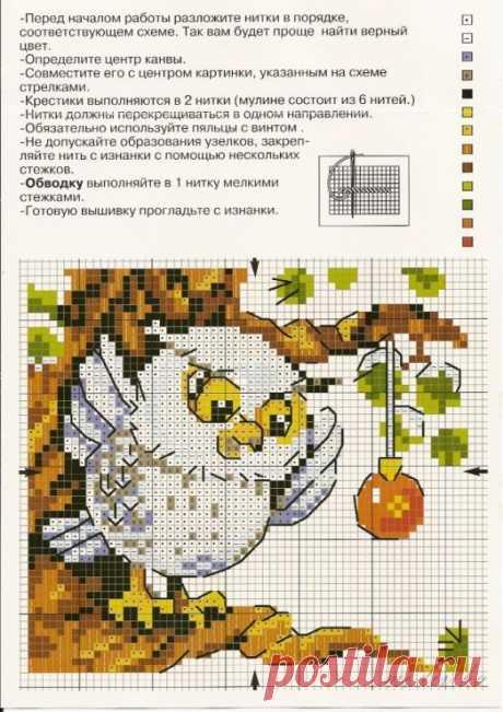 (6) Gallery.ru / Фото #53 - Открытки с птичками - modistka