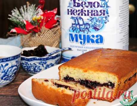 Заливной пирог на молоке – кулинарный рецепт