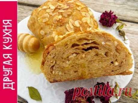 """""""1000 и 1 слой""""! Марокканские булочки с арахисом"""
