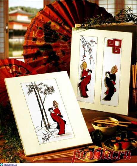 Очень красивая книга по росписи и декорированию - 2