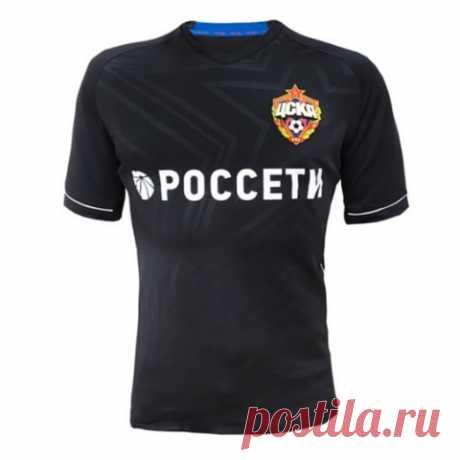 Футболка ЦСКА резервная реплика 2019/2020