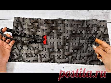 Awesome Wrist Bag You Would Love To Show up !!! - YouTube