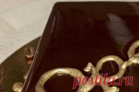 Зеркальная глазурь для торта шоколадная рецепт с фото пошагово и видео - 1000.menu