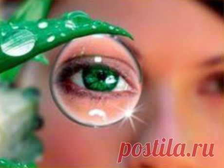 Избавьтесь от размытого зрения, жжения глаз и улучшайте зрение с помощью простого домашнего рецепта.