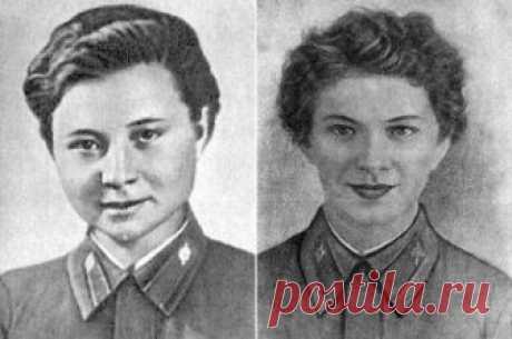 Девочки и война. Жизнь и гибель Марии Поливановой и Натальи Ковшовой 14 августа 1942 года у деревни Сутоки приняли свой последний бой Наталья Ковшова и Мария Поливанова.