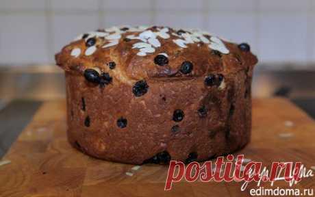Панеттоне | Кулинарные рецепты от «Едим дома!»