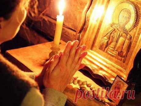 Молитва для головокружение