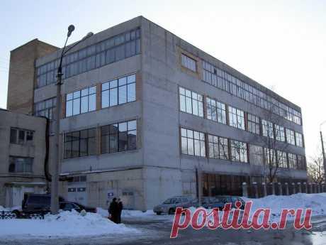 Ткацкая фабрика перед реконструкцией