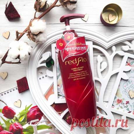 Маска для волос Flor de Man Redflo Camellia Hair Treatmen   Lady Olevetti   Яндекс Дзен