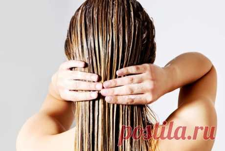 Маска для быстрого роста волос Как укрепить волосы и помочь им расти быстрее без ущерба для здоровья и красоты.