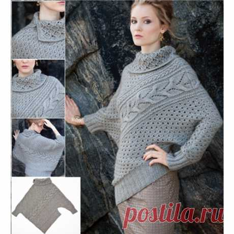 Vogue Knitting Fall 2013 #12