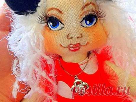 Концепция создания маленьких кукол - Ярмарка Мастеров - ручная работа, handmade