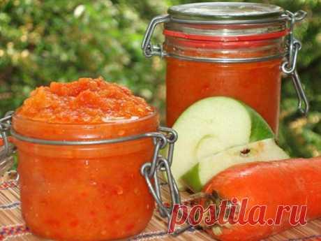 Морковь на зиму (рецепты легких заготовок)