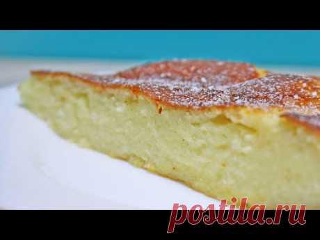 Творожная Запеканка/Быстрый и Вкусный Творожный Пирог/с Творогом/Cottage cheese casserole