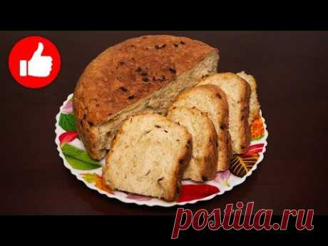 TASTY HOME-MADE BREAD IN THE CROCK-POT, THE SIMPLE RECIPE OF #РЕЦЕПТЫ BREAD FOR THE CROCK-POT | THE CROCK-POT