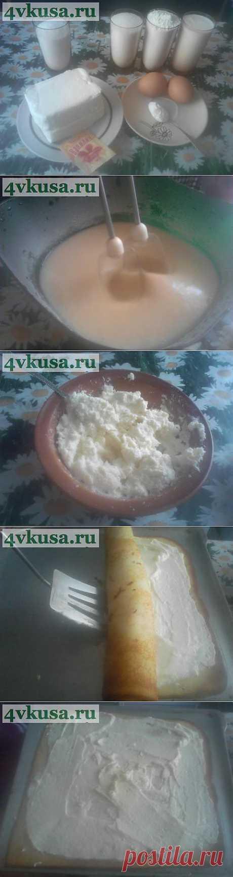 "Рулетик ""Минимум затрат"" | 4vkusa.ru"