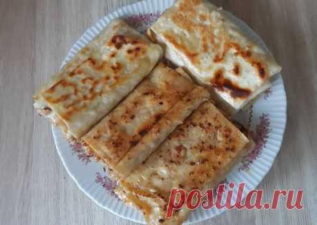 (9) В Лаваше: гречка, яйцо и сыр - пошаговый рецепт с фото. Автор рецепта Татьяна🌳 . - Cookpad