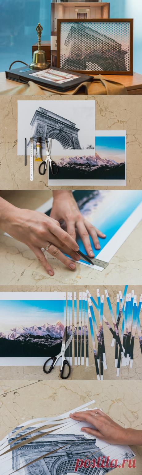 Панно из бумаги своими руками: как сделать декоративное панно на стену из бумаги