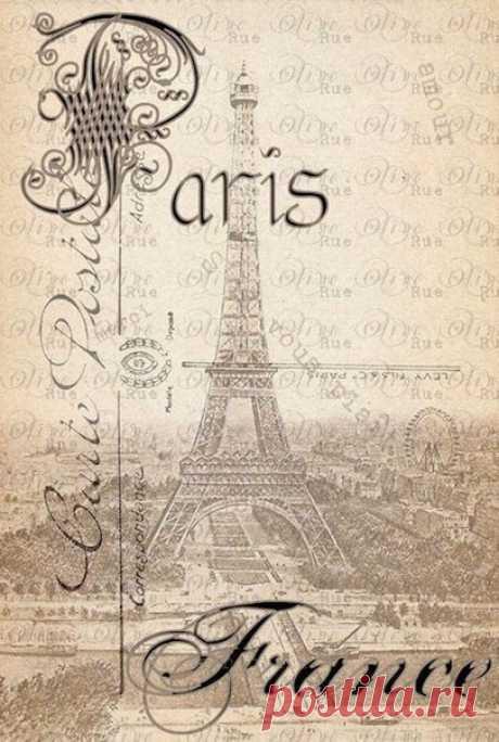 Картинки на тему Парижа