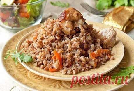 Вкусная, полезная, питательная - это, конечно же, гречка! Всевозможные рецепты с ее участием в нашей ...