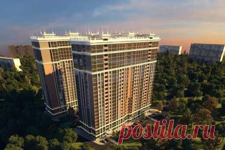 ЖК Рекорд Краснодар: покупка квартиры от застройщика в Краснодаре