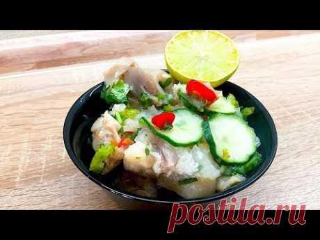Свиные ножки по-панамски. Легкие рецепты #супербатя на кухне
