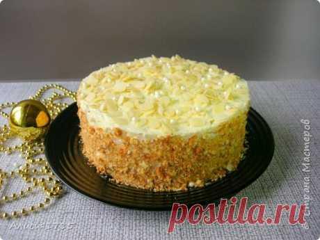 Торт «Пломбир» со вкусом мороженного | Страна Мастеров