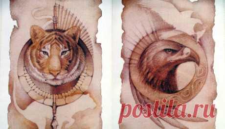 Ваше тотемное животное по индийскому гороскопу Узнайте свое тотемное животное, согласно гороскопу коренных индейцев