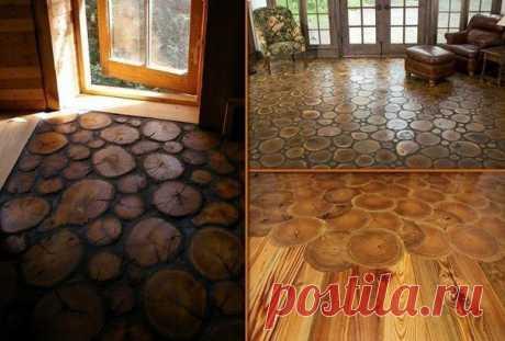 Original registration of a floor