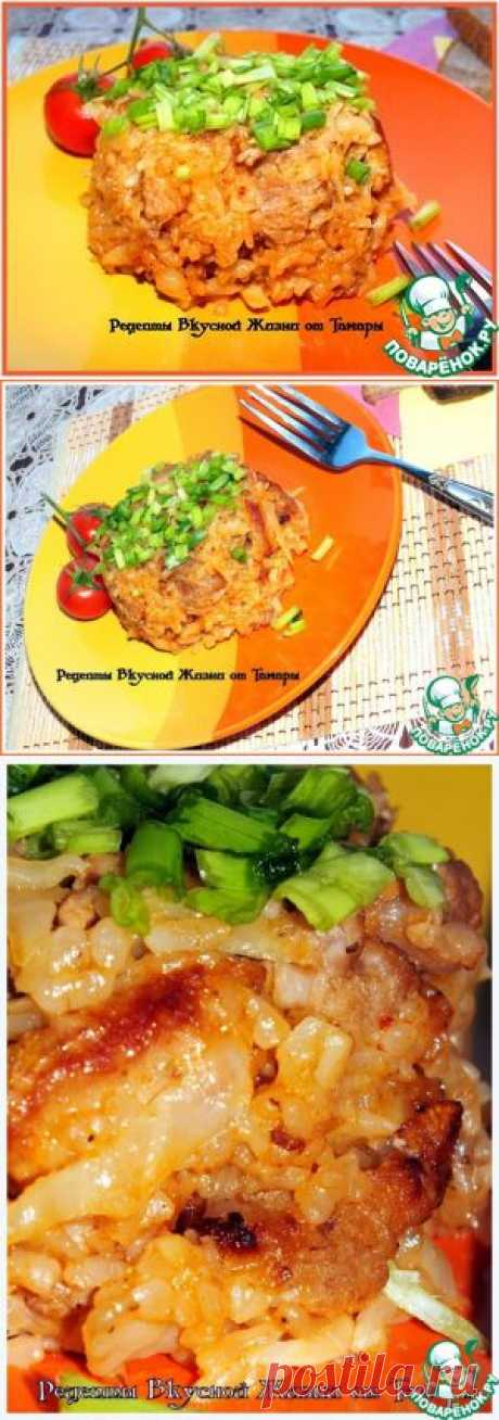 Солянка по-деревенски - кулинарный рецепт