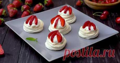Как приготовить творожные пирожные - Со Вкусом