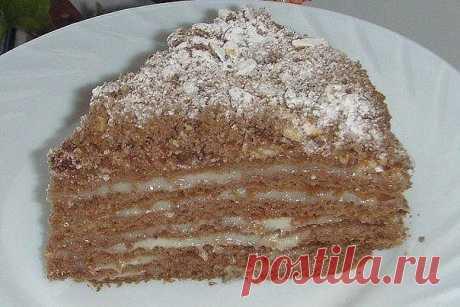 """Торт """"ПЧЁЛКА"""""""