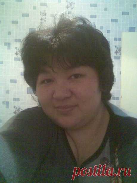 Айнура Акибиева