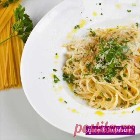Parmesanlı Fettucini Makarna Tarifi - Yemek Kulübüm