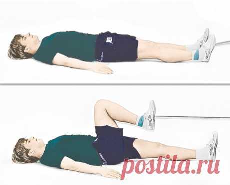 Чтоб колени не болели: упражнения для профилактики и лечения суставов ног   Секреты красоты   Здоровье   Аргументы и Факты
