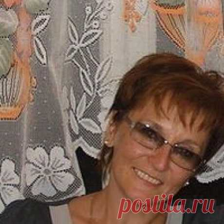 Галина Новикова