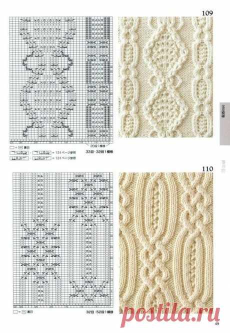 """Автор - TVORYU . Это цитата этого сообщения Книга Knitting Pattern Book 260 by Hitomi Shida d eguciai на Яндекс.Фотках Серия сообщений """" Журналы и книги """": Часть 1 - ПЭЧВОРК... с описанием…"""