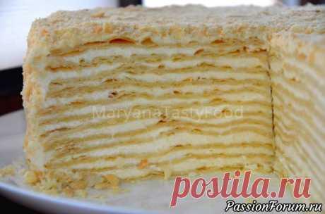 """Мой Любимый Классический торт """"Наполеон"""" - запись пользователя MaryanaTastyFood (Марьяна) в сообществе Болталка в категории Кулинария Один из самых вкусных и любимых десертов в моей семье - торт """"Наполеон"""". Его приготовление не назовешь простым и быстрым, но результат, безусловно стоит этих усилий."""