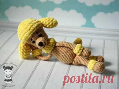 Делаем волосы вязаной кукле - Ярмарка Мастеров - ручная работа, handmade