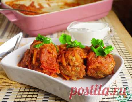 Ленивые голубцы от Аллы Ковальчук – кулинарный рецепт