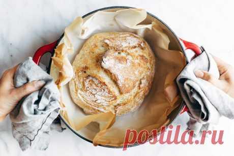 Тепло дома: простой и вкусный домашний хлеб – Woman & Delice Домашний хлеб наполняет дом теплом и уютом, но не все решаются на такой кулинарный подвиг. Этот рецепт настолько прост, что все получится даже у начинающих.